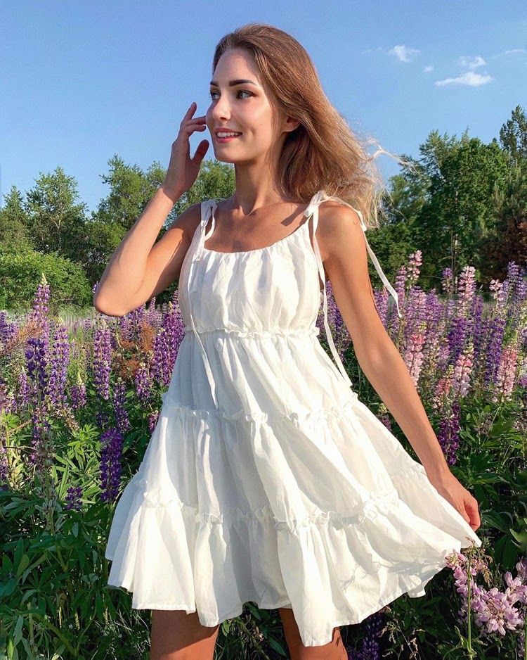 Sunny days were made for this  Search ID: 1046225 Shop now>> https://buff.ly/2Ddx9pk #SHEIN #SHEINgals #SHEINss20 #SHEINsummerfun #dresses #white #vacationpic.twitter.com/s0Van9r5Fp