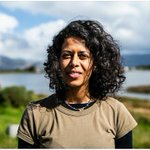My name is Denisha Anand and I'm a #BlackBotanist  I manage a 109ha unfenced wetland system in Cape Town as biodiversity manager, focusing on the rehabilitation of indigenous vegetation on site.  BSc hons plant physiology. MA (current) plant human intimacies. #BlackBotanistsWeek