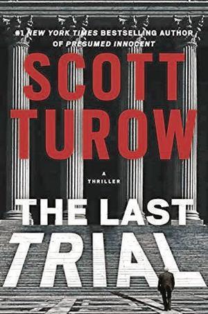 'The Last Trial' by Scott Turow dlvr.it/Rb8fT3
