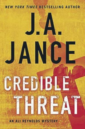 'Credible Threat' by J. A. Jance dlvr.it/Rb8fPD