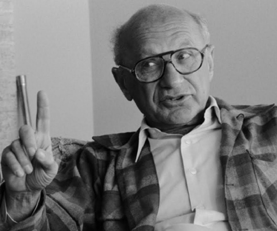 """Nothing is so permanent as a temporary government program."" -- Milton Friedman https://t.co/Hd7XBsFpvh"