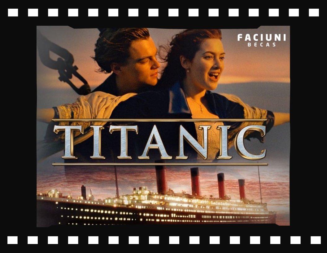| ¿Sabías que #Titanic (1997) de #JamesCameron, costó 200 millones de dólares? Más que el mismísimo navío en el que está basada la película. pic.twitter.com/SvkzLW1r5l