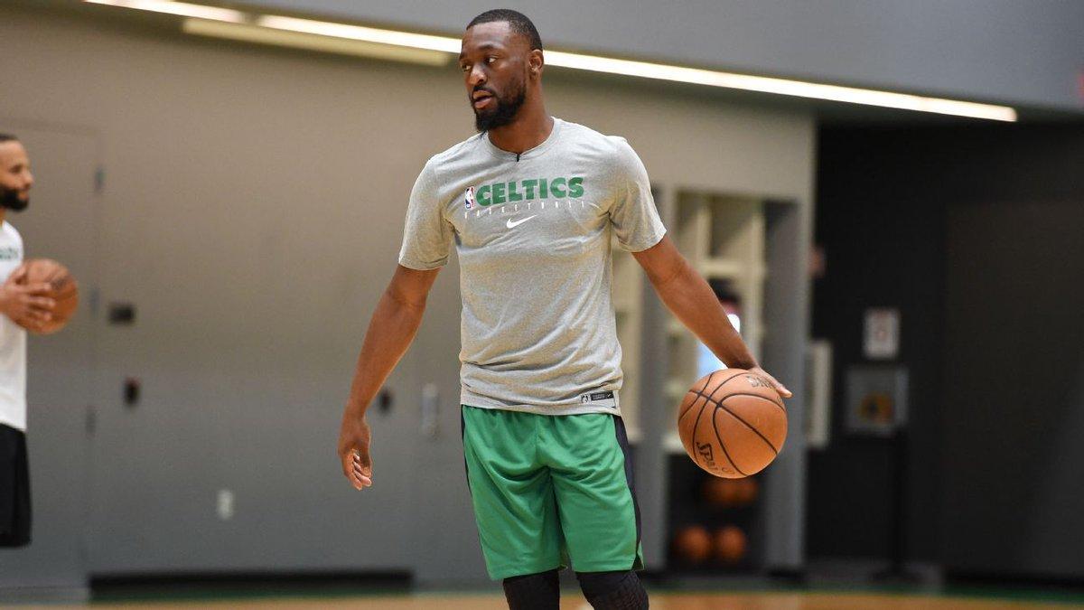 """¿Qué tan rápido pueden los jugadores de la NBA entrar en """"forma de juego""""? http://dlvr.it/Rb8hB4pic.twitter.com/AZwVcxYOnL"""