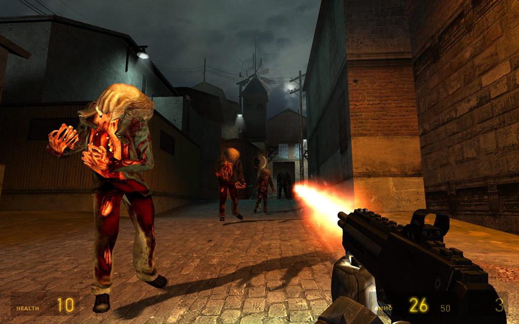 Half-Life 2 is $1.99 on Steam bit.ly/2JANQLI heard this one is good