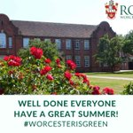 Image for the Tweet beginning: Wishing all of our RGS