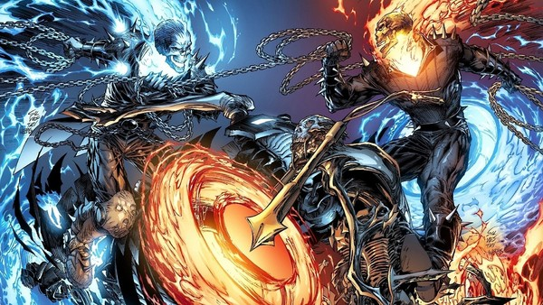 In today's #throwbackthursday, we talk about the impact Danny Ketch had on the legacy of Ghost Rider comics.  Go check it out!  #comics #marvelcomics #GhostRider   https://t.co/ScfAlGwFcC https://t.co/h09OzOElck