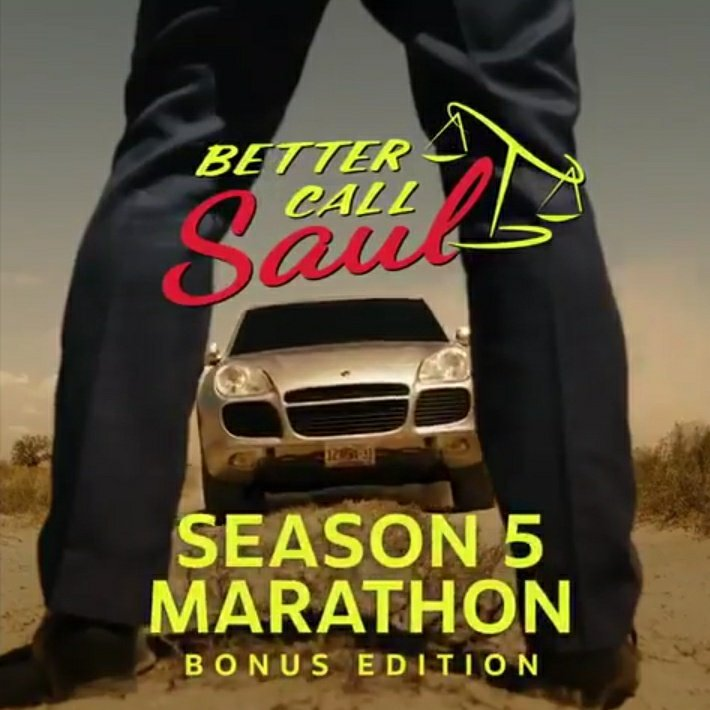 Tune in this Thursday for the #BetterCallSaul S5 marathon on AMC. We're gonna hear exclusive commentary from Bob & Rhea and I'll be personally giving away BCS stuff! https://t.co/jqTW9usoSp