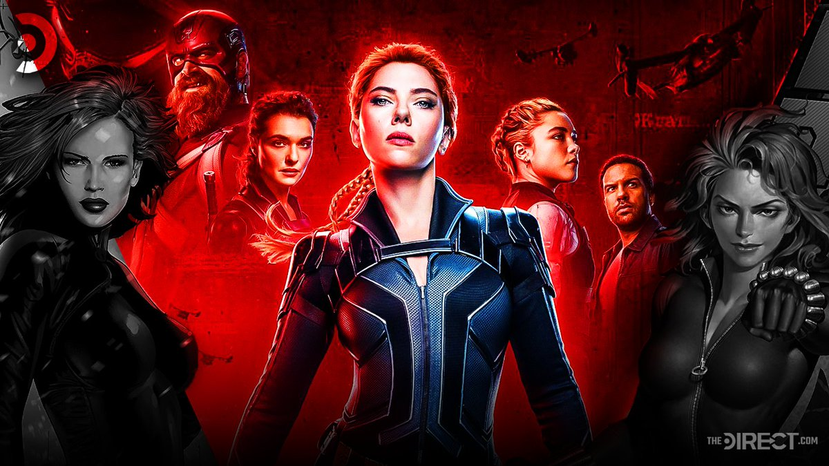 The #BlackWidow movie does NOT adapt any specific storyline from the comics, confirms actress #ScarlettJohansson... Details: thedirect.com/article/black-…