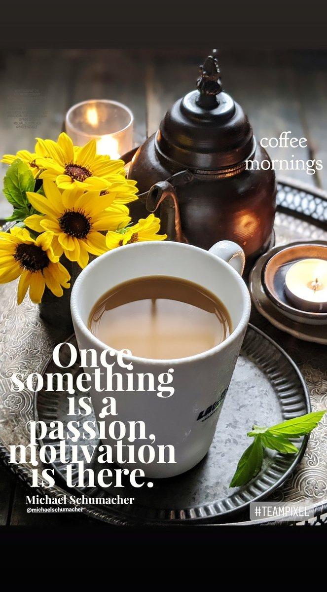 Coffee mornings ... best way to begin everyday 🤎  #SHOTWITHPIXEL3XL #PHONEPHOTOGRAPHY #COFFEEMORNINGS #LOVECOFFEE #MADEWITHKITCHENAID #GURGAONDIARIES #COFFEE #INSPIRATION #COFFEEQUOTES #MOTIVATION #MORNINGSLIKETHESE #WHATIDOALLDAY @GOOGLEINDIA  @MSchumacherFC  @MADEBYGOOGLE https://t.co/XAuR8c14Zt