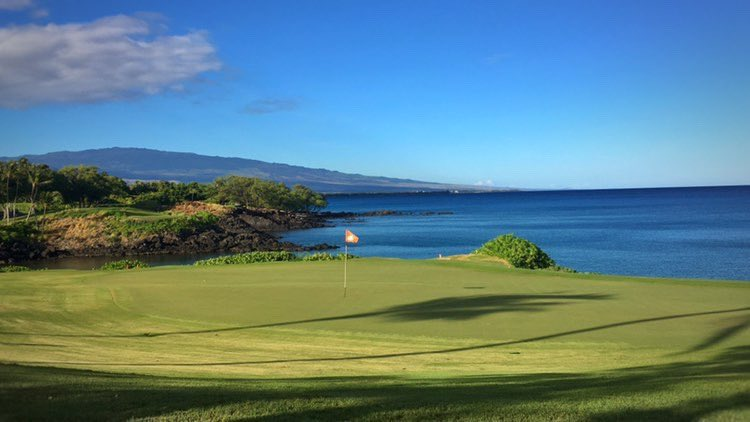 Travel has been tough this year. But we are here. And we're waiting for you. With pure golf and 100% aloha.  #traveltuesday #maunakeagolf<br>http://pic.twitter.com/kr7c2tA7JP