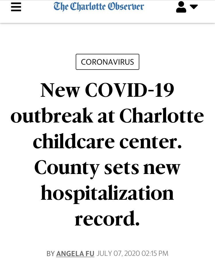 """Are media even curious why the new """"record"""" COVID hospitalizations in Mecklenburg (182) are so far off the projected peaks for mid-May and mid-June of 4750, 3000 and 1506. Do they remember or care that hospitals sought $70 million in federal dollars to build surge beds? #ncpol<br>http://pic.twitter.com/z843EBdWAL"""