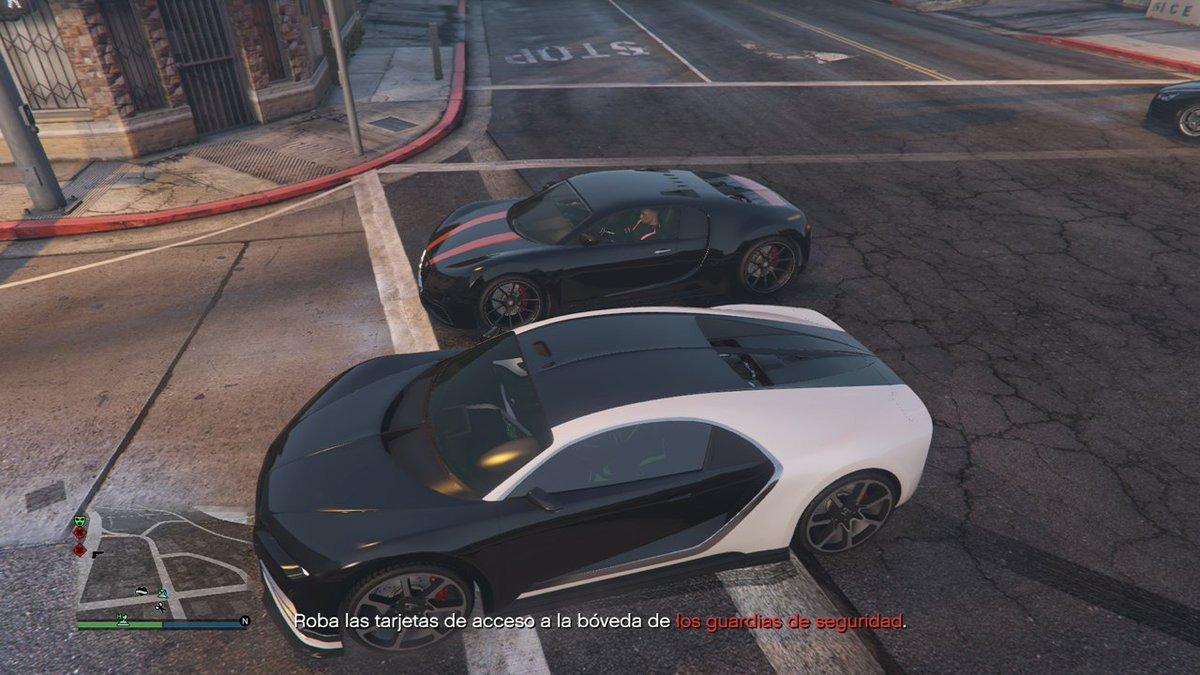 #GrandTheftAutoV #Bugatti https://t.co/U8qZ535tvc