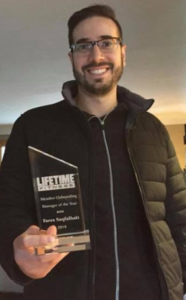 Student Highlight: Meet Fares! https://buff.ly/2BNjRiW #lifetimefitness #personaltrainer #trainerlife #continuingeducation #healthywayoflife #liveyourpassion #loveyourlife  #dowhatyoulove #personaltrainer #personaltraining #inspireothers #studenthighlight #beinspired #fitfampic.twitter.com/ogCG1WPIJC