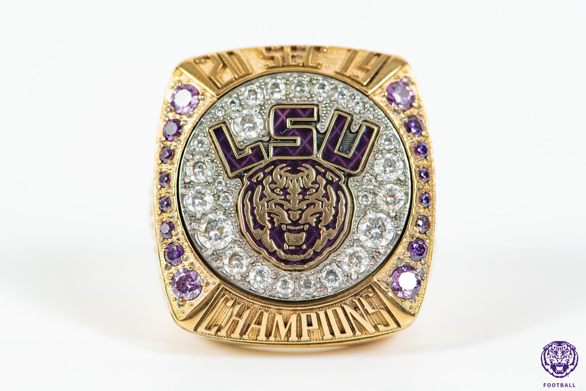 For the SEC Championship