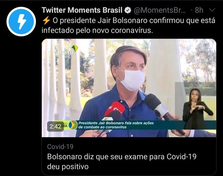 O Karma não menti, ele guarda os recibos. - Katy Perry.  #COVIDー19 #BolsonaroConCovid #forcacovid #BolsonaroComCovid #bolsonarocovidpic.twitter.com/IxHeq0kryx
