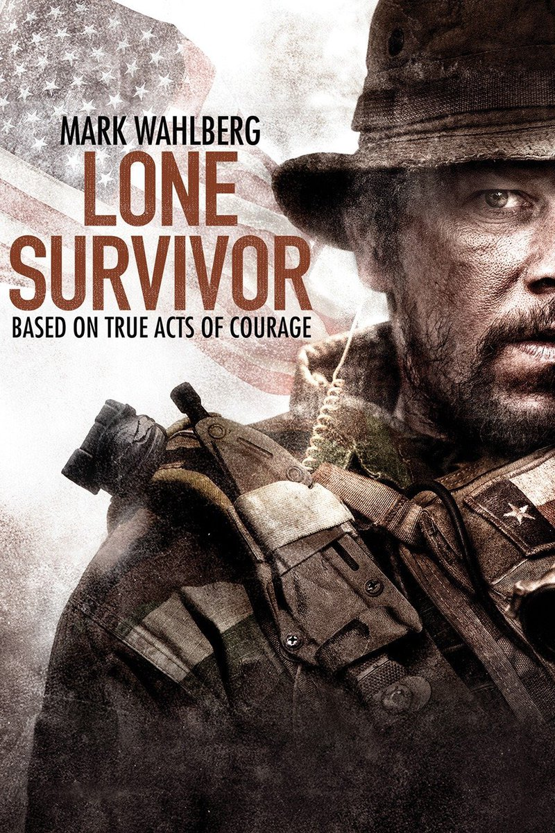 #LoneSurvivor #MovieReview: 8/10  Pros:  •Mark Wahlberg  •Gruesome violence  •Fully engaging action pieces  •Peter Berg's writing/directing  •Faithful to the true story  •Good cast  •Intense finale  Cons:  •Not enough emotion with characters  •Choppy build-up <br>http://pic.twitter.com/83wg7vuDng
