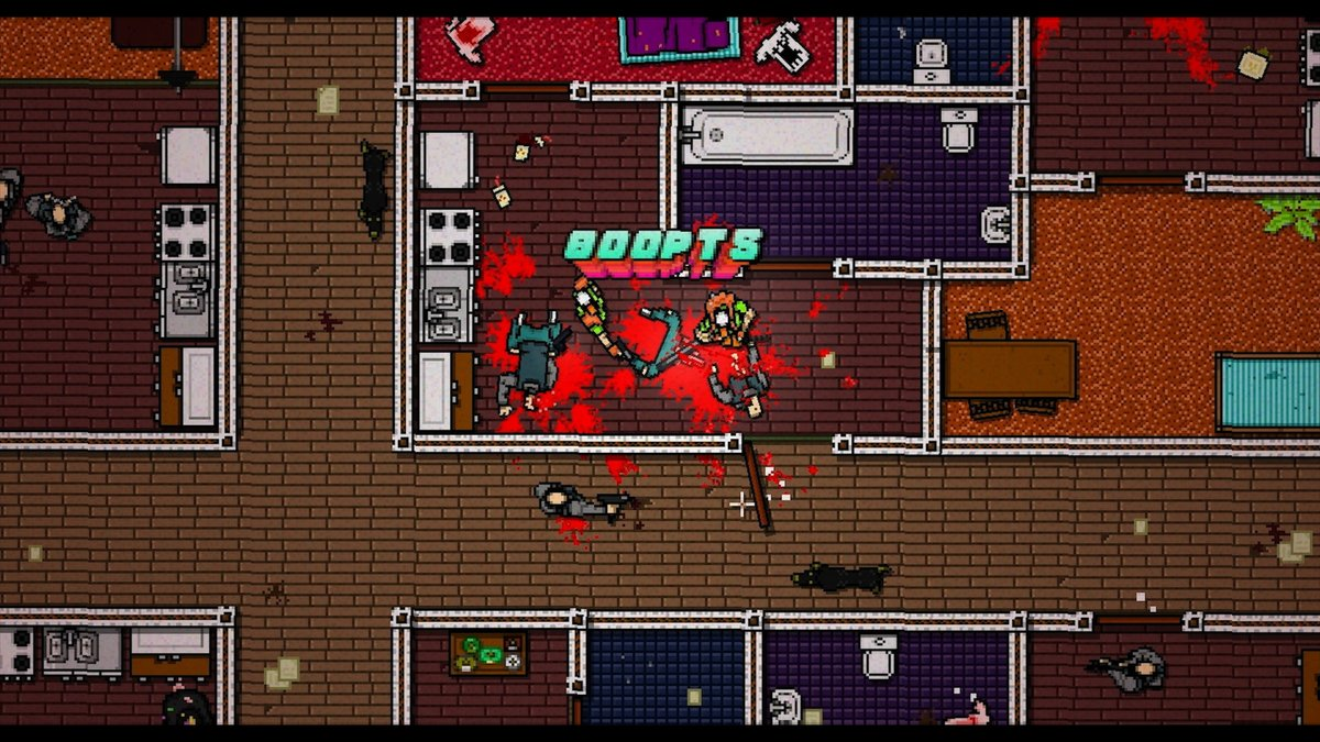 Hotline Miami is $2.49 on Steam bit.ly/31SGtci Hotline Miami 2: Wrong Number $3.74 bit.ly/2QfBQ3w
