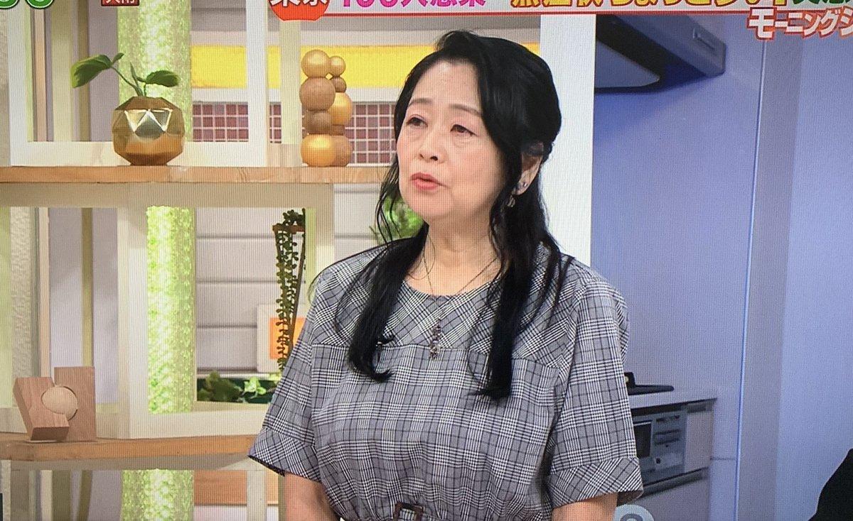 服装 今日の岡田晴恵