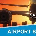 Image for the Tweet beginning: 🚨 Attention SAN Travelers: Terminal
