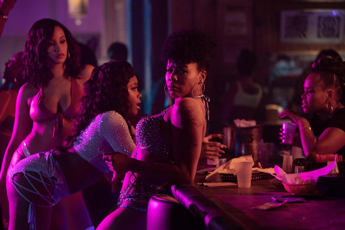 ✨@STARZ's heroic, hilarious, and heartbreaking tale of a strip club is one of the year's best ✨ Read @malcolmvenable's glowing review of @PValleySTARZ here: