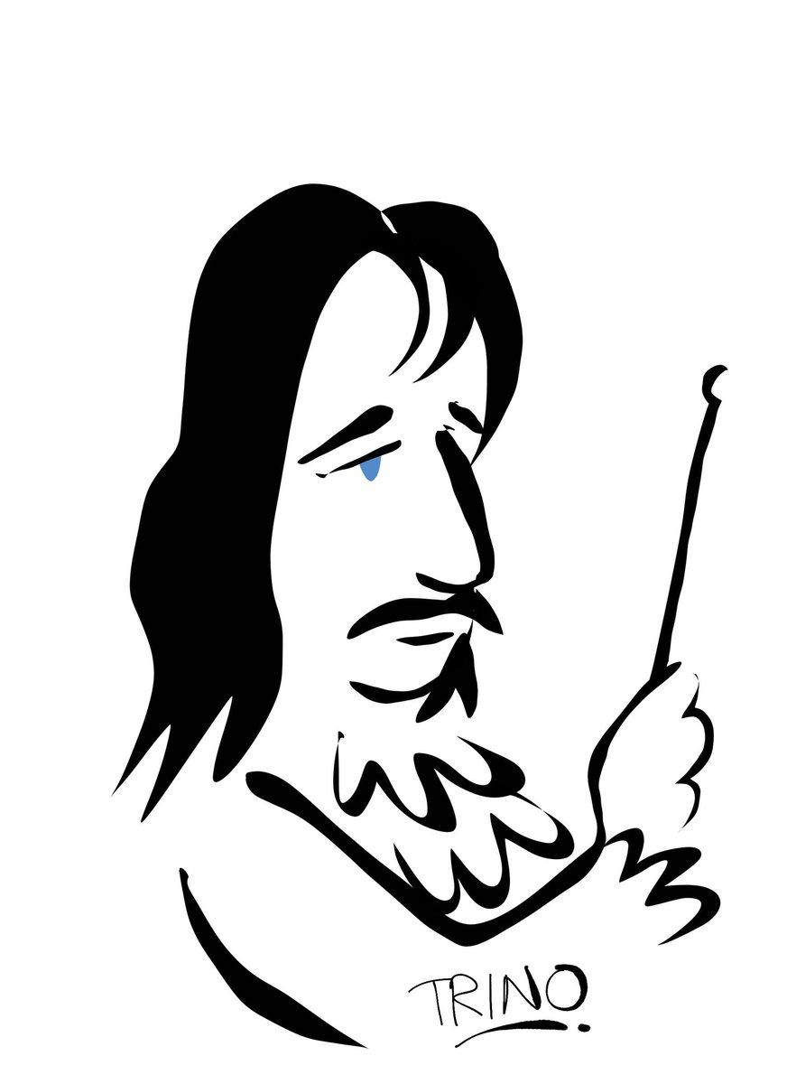 Dibujé este Ringo hoy 7 de Julio... feliz 80 cumpleaños @ringostarrmusic https://t.co/w9Va5tv6QV
