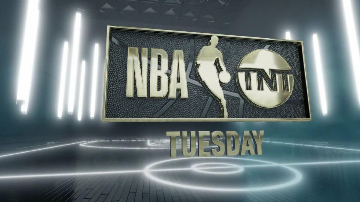 NBA on TNT Tuesday is back!