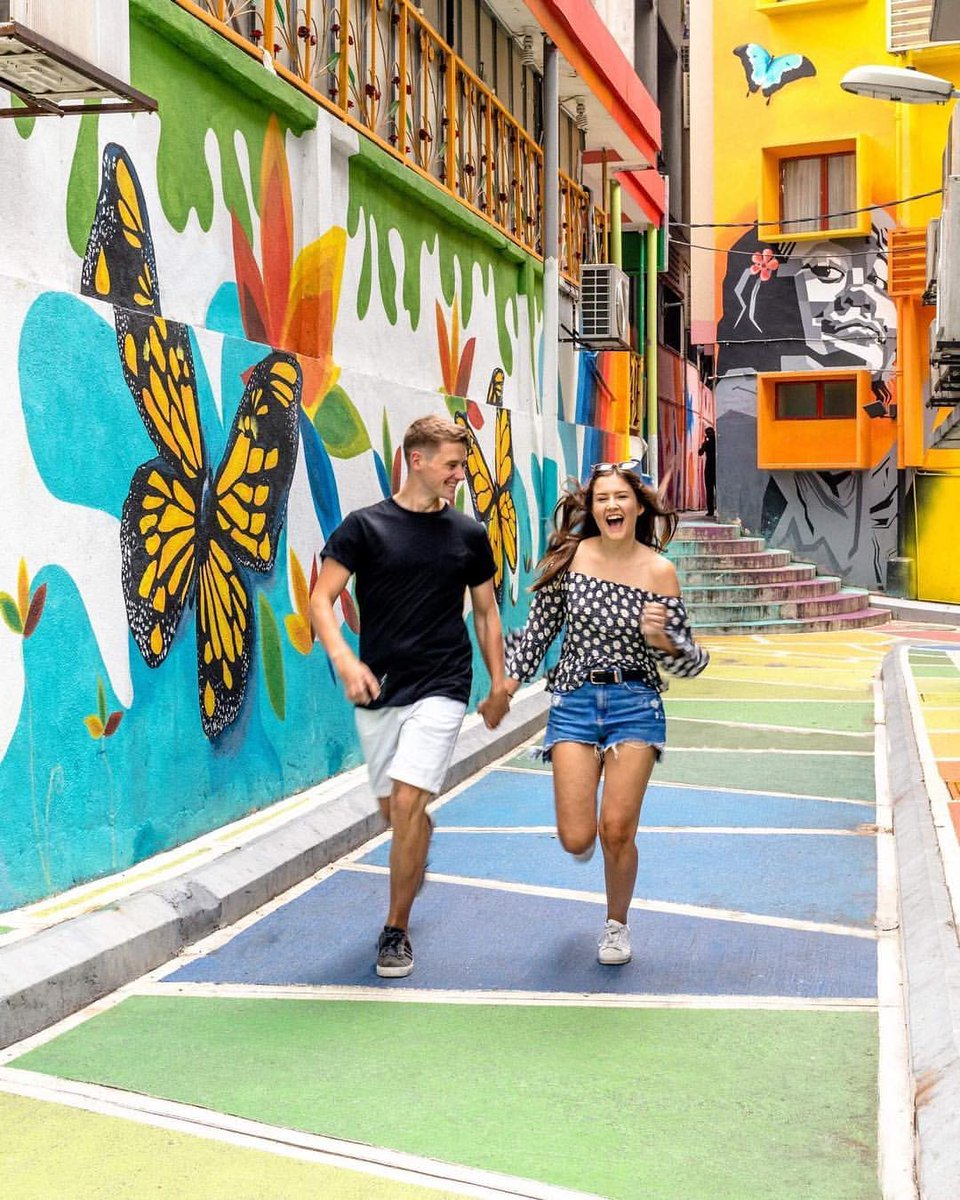 Some beautiful paths can't be discovered without getting lost. Discover hidden gems within our city centre @twotickets.toanywhere  #travelling #travelblog #kualalumpur #instatrip #backpackers #travelnow #ig_travel #travelcouple #couplegoals #wanderluster #travelinggrampic.twitter.com/6A1mUAHcmf