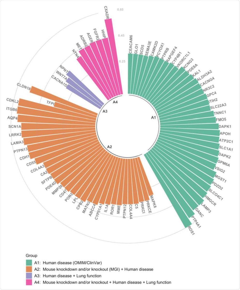 Gene expression networks flag potential therapeutic targets for SARS-CoV-2 https://www.news-medical.net/news/20200707/Gene-expression-networks-flag-potential-therapeutic-targets-for-SARS-CoV-2.aspx… @biorxivpreprint @Merck @IcahnMountSinai @CHLVH_UBCO @universitelaval #Bioinformatics #Coronavirus #Genes #Genetic #Pathophysiology #COVID19 #GeneExpression #SARSCoV2pic.twitter.com/Y9PiBt7EdA