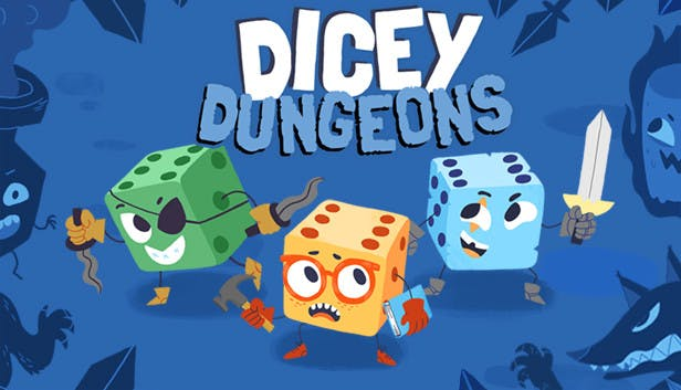 Dicey Dungeons is $7.49 on Steam bit.ly/2OVok97