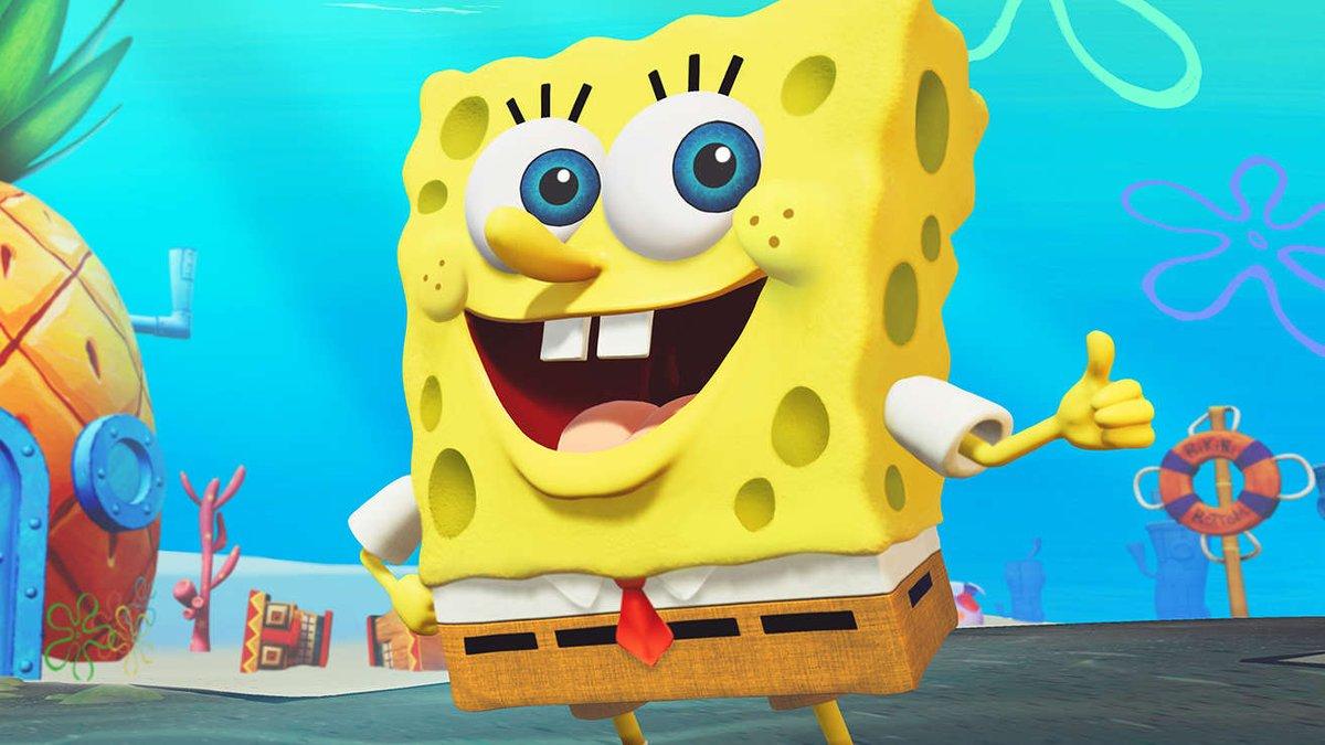 More Spongebob Battle for Bikini Bottom Rehydrated in an hour? I think so https://t.co/jJ11pT7KUR https://t.co/6qbDdc6jLK