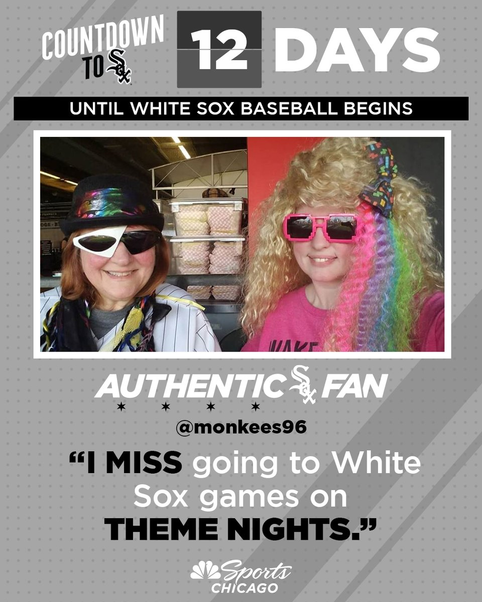 Can we still do theme nights from home, @monkees96?   12 days. #AuthenticFan 🖤 https://t.co/Y11F5gg5EI