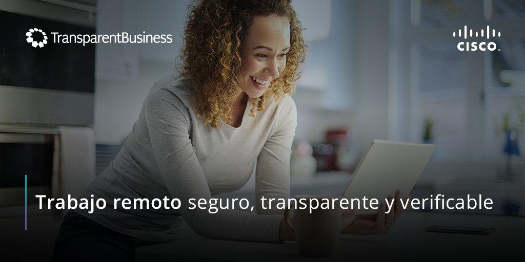 @TranspBusiness y @Cisco_LA se unen para llevar educación digital y soluciones tecnológicas para el trabajo remoto con la segunda temporada de CloudWorking Academy. Reserva tu lugar https://t.co/nfkj9u68l0   #Cloudworking #TrabajoRemoto #RemoteWork #Teletrabajo #Innovación https://t.co/v8vz73Ry85
