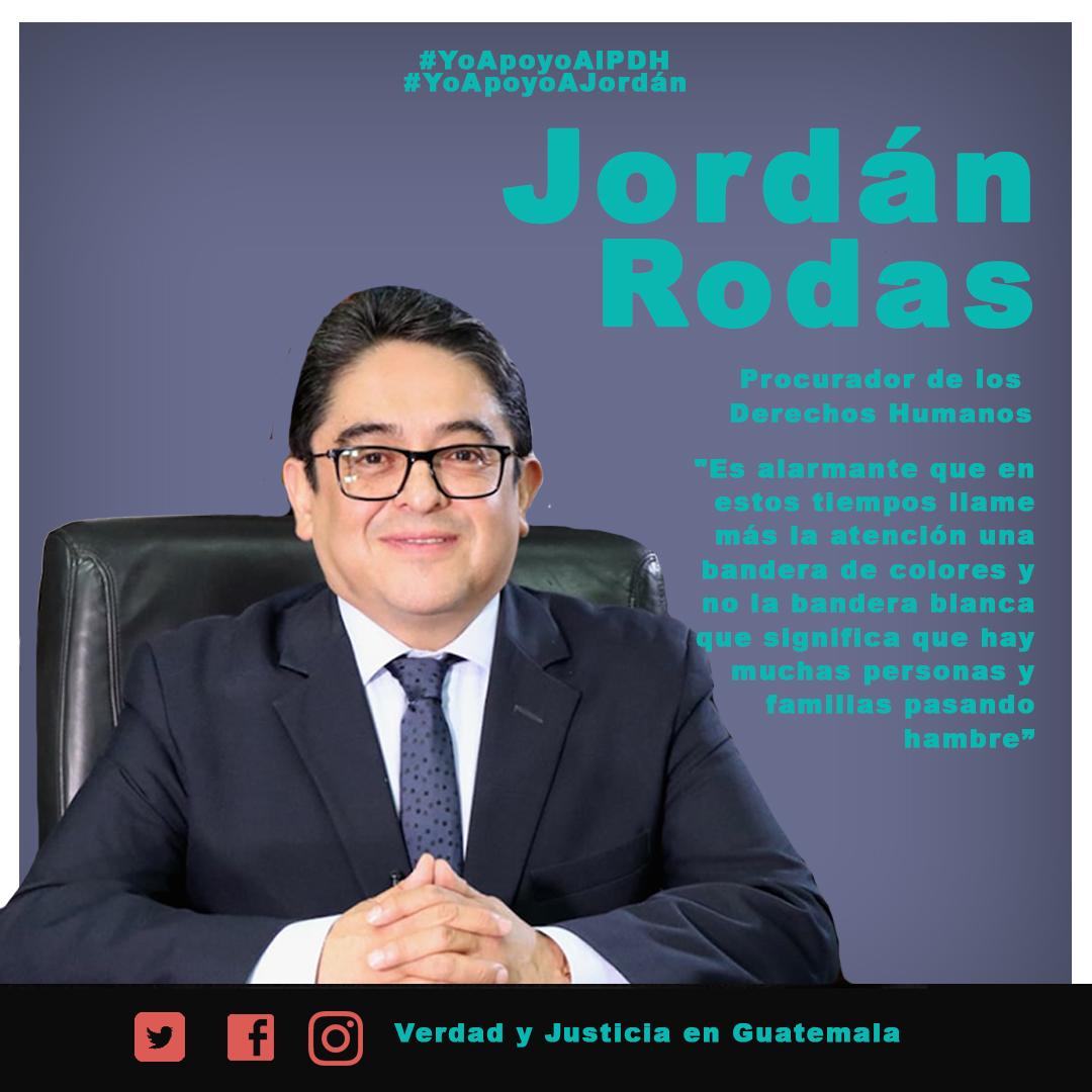 Continúan los ataques de #PactoDeCorruptos y la #AlianzaCriminal contra los guatemaltecxs que buscan una #Guatemala mejor. Por que los #derechoshumanos son para todas, todos, todxs y todes... #YoApoyoAlPDH #YoApoyoAJordán @comunicartegt @CorteIDH @WOLA_org @DPLF_info @ASFCanada https://t.co/9IZtVPI12s