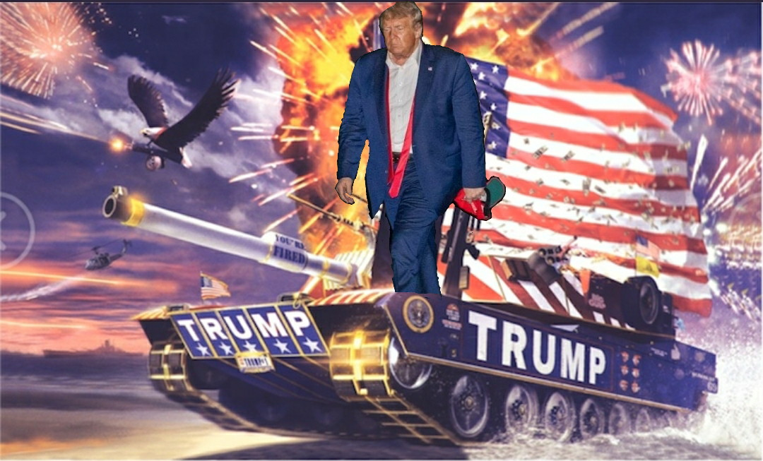 Love my president! #TrumpTrain2020  #maga #liberaltears pic.twitter.com/CfA6IuFjx9