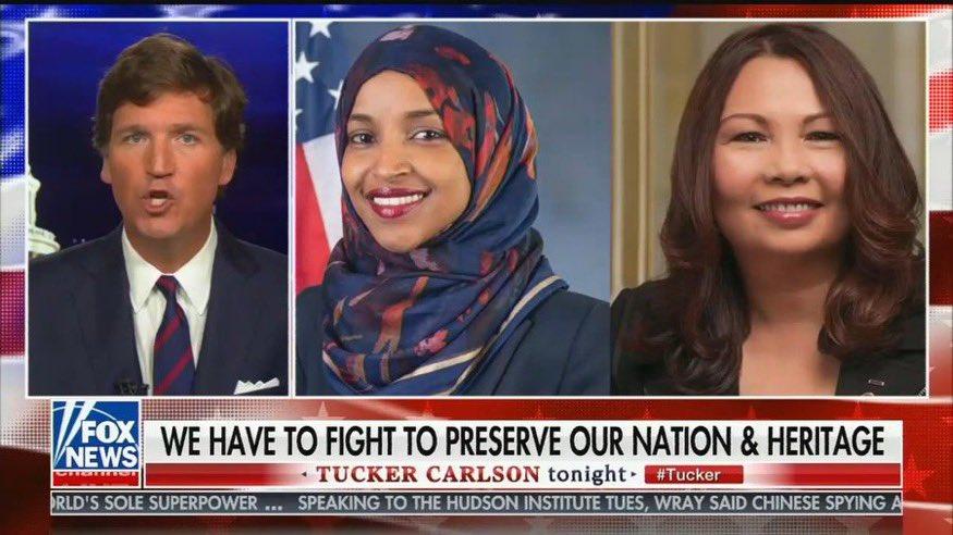 Tucker Carlson rules Fox News