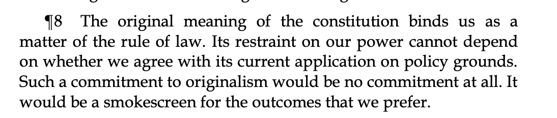 Love these words from the Utah Supreme Court in the recently decided case of Mitchell v. Roberts.