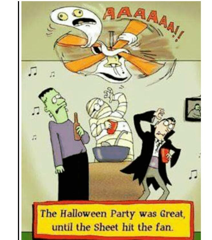 Lol! #halloweenmemes #memesabouthalloween #humor #sillymemes #halloweenparty #ghost #mummy #vampire #frankenstein #ilovehalloween #halloweenlovers #shorthalloweenstoriespic.twitter.com/7YCUoTIZWc