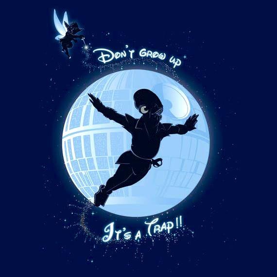 Peter Pan Ackbar