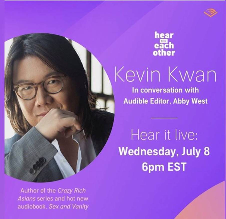 Join me on Instagram Live this Wednesday at 6pm EST/3PM PST for a conversation with @audible—we'll even be answering some of your questions. See you then! https://t.co/oX9zUoSnW5