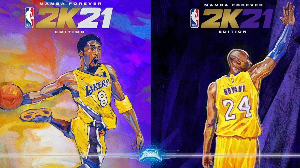 Kobe Bryant será capa de edição especial do NBA 2K21 - https://t.co/QRooPRdbLk https://t.co/NcGGYykM30