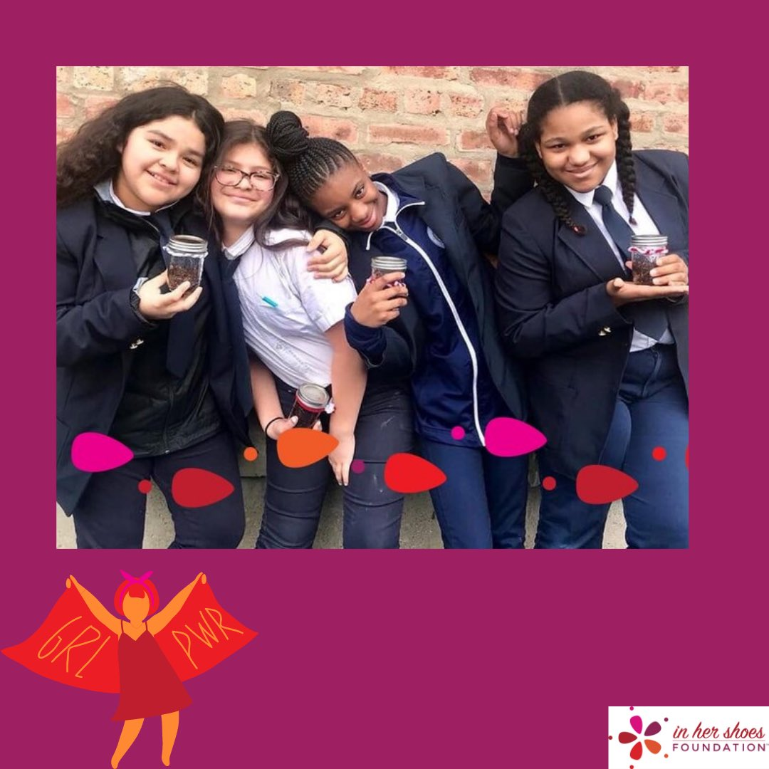 Another throwback to our RSGA program, a workshop that helps young girls find their potential. #GirlPower pic.twitter.com/tdF9sCmka5