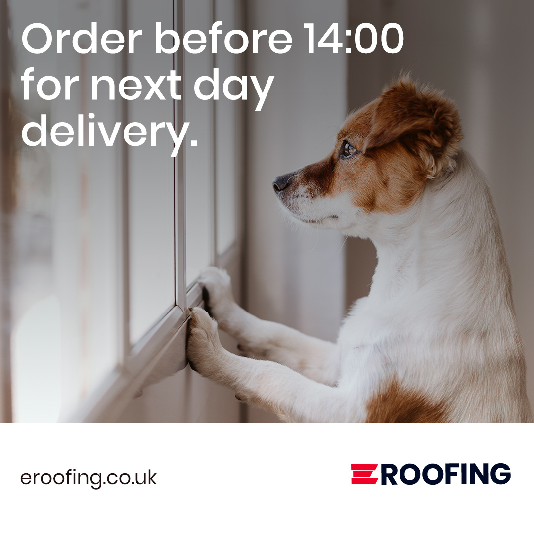 If you're looking for speedy delivery, order from eRoofing👇  🛒: https://t.co/SXCajaOJns  #roofing #roofer #velux https://t.co/yDaXz0zsoa