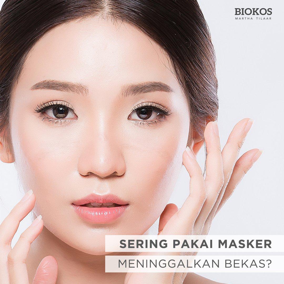 Terlalu sering memakai masker, membuat kulit kita meninggalkan bekas. Jaga kelembapan kulit saat malam hari. Gunakan #Biokos Night Cream agar kulit selalu terhidrasi dan mengoptimalkan regenerasi sel kulit. Tidak perlu khawatir dengan intensitas pemakaian masker setiap hari. https://t.co/S6elIL4q0n