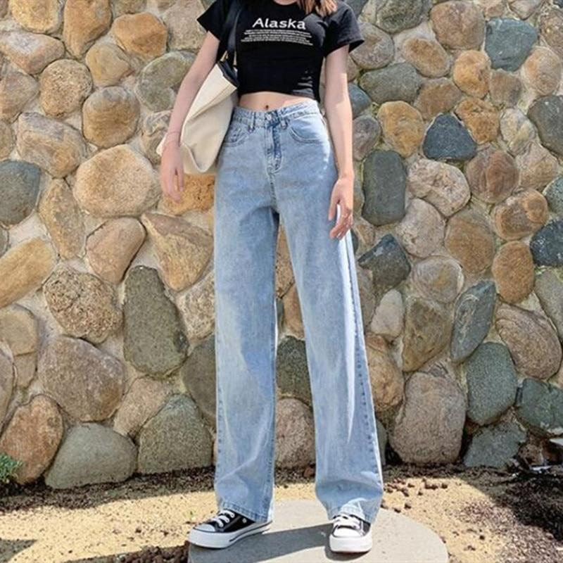 Test001  Our Woman Jeans High Waist Clothes Wide Leg Denim Clothing Streetwear Vintage Quality 2020 Summer Fashion Harajuku loose Pants has been restocked! It is now selling at ₫651328, so grab one right now at https://bit.ly/31Vc6SH!pic.twitter.com/zJY5cle4fd