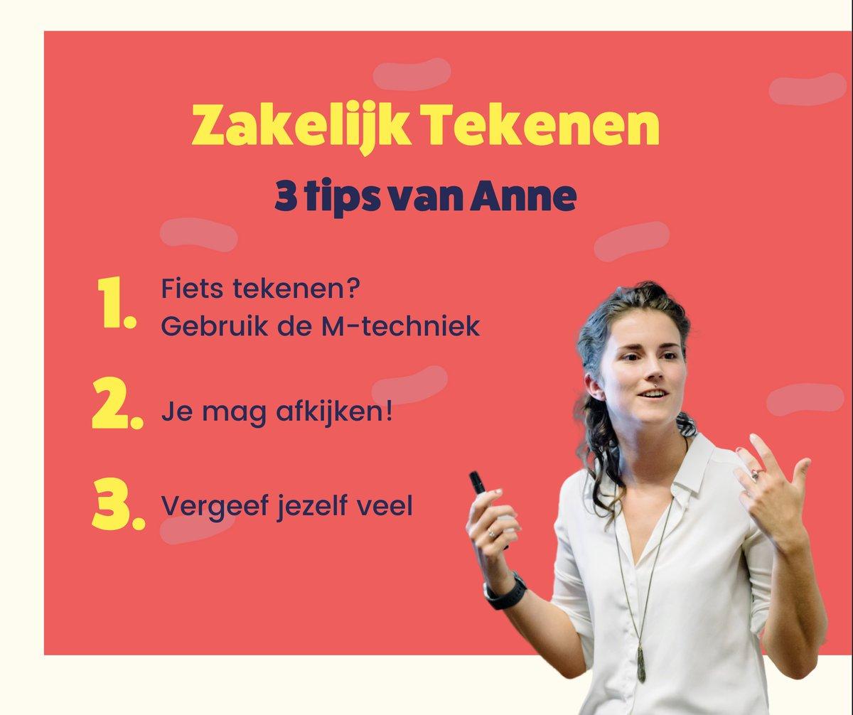 test Twitter Media - We vroegen trainer en Graphic Recorder Anne Zeegers om 3 tips voor zakelijk tekenen https://t.co/5nDohBtohh