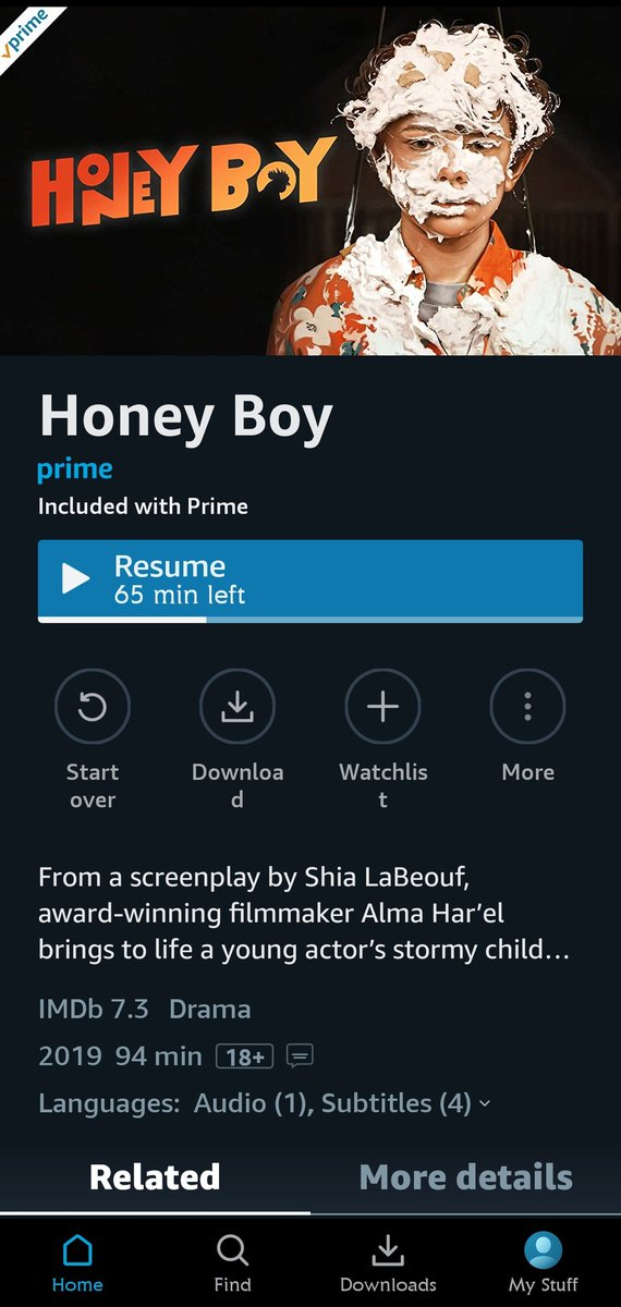 A thread of recently added good / great movies in Amazon Prime video. As they decided to hide them from their home screen & only display their shitty original movies in home page i decided to make this thread. <br>http://pic.twitter.com/hLMeqttk9o