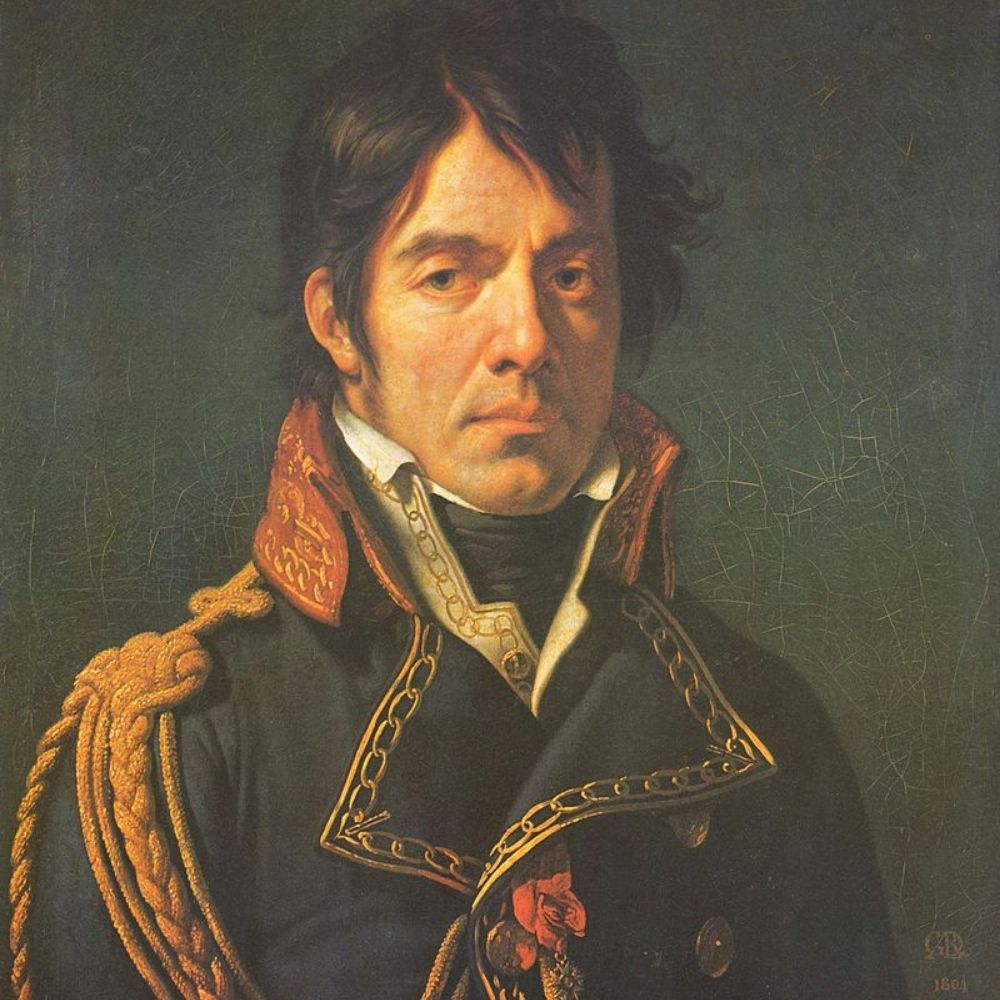 Baron Dominique Jean Larrey was born #otd in 1766. The chief surgeon of Napoleon's armies, he saved many lives on the battlefield with his innovations, including 'flying ambulances' to evacuate the wounded much more quickly. pic.twitter.com/z5zCaUeJvB
