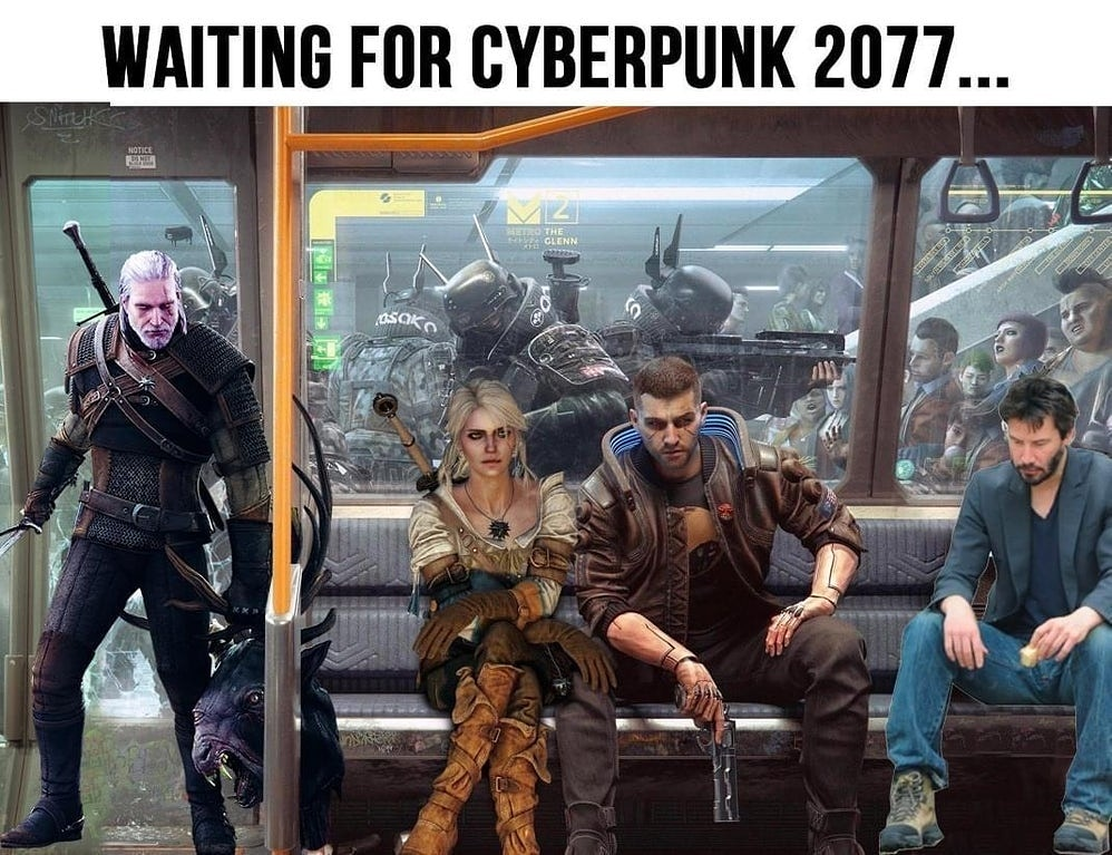 #cyberpunk2077  Follow @gamestackx for more #funny #gaming content  #gamer #ps #game #games #playstation #videogames #xbox #gamergirl #twitch #fortnite #gamers #xboxone #pc #memes #youtube #streamer #gta #nintendo #pcgaming #pubg #callofduty #follow #videogame https://t.co/5JUZCjWJqi