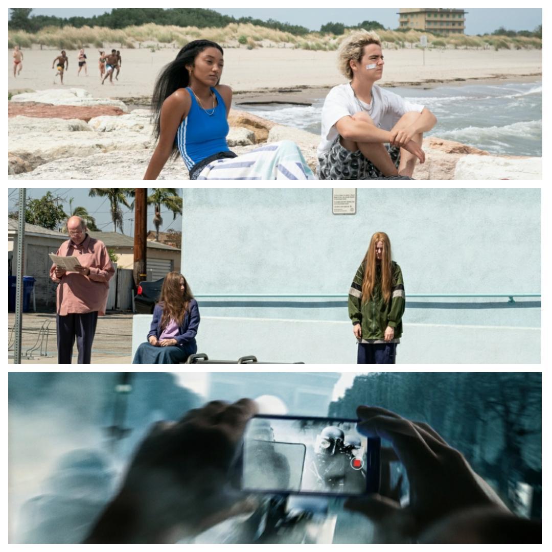 #Quinzaine2020  We Are Who We Are de/by Luca Guadagnino @HBO  et Kajillionaire de/by Miranda July @Apollo_Distrib   Film soutenu par la Quinzaine / support by the Fortnight  Un pays qui se tient sage de/by David Dufresne  @jour2fete  > https://t.co/gtT1Mowfyl https://t.co/2PbbeTQ6My