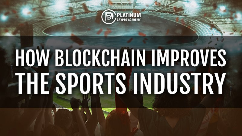 HOW BLOCKCHAIN IMPROVES THE SPORTS INDUSTRY #IQONIQ #Blockchain #BecomeOne #Fans #Sports #Blockchaintechnology #Stars #Brands #FinTech   https://t.co/iHN71o1wJ9 https://t.co/UMtRURZQC8